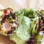 ハワイ-カイルア「Nalu Health Bar & Cafe」のアヒツナラップが絶品。