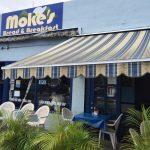 ハワイ-カイルアの「Moke's Bread & Breakfast」でローカルな朝食を食べてきました!