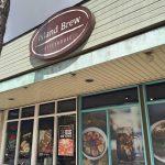 ハワイ-ハワイカイの「Island Brew Coffehouse」がとっても心地よ~い感じでした。