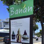 ハワイ-モンサラットアベニュー「Banan」でヘルシースイーツを食べてきました!