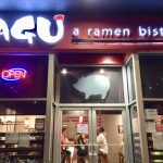ハワイ-ワード地区のラーメン屋「AGU」へ行ってきました!