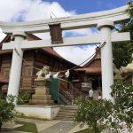 ハワイ-金刀比羅神社・ハワイ太宰府天満宮に行ってきました。