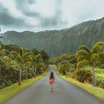 ハワイの気候に癒された話。