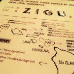 ハワイ-ワイキキ「ZIGU 地喰」でハワイ産の食材を味わいつくしてきました!