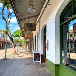 ハワイ-ダウンタウンの「Brick Fire Tavern」でアツアツ窯焼きピザランチしてきました!
