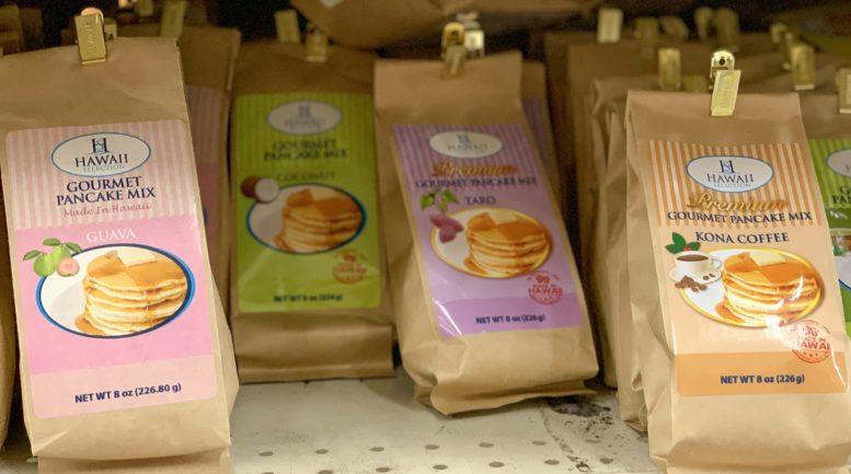ドン・キホーテで買えるハワイセレクションのパンケーキミックス