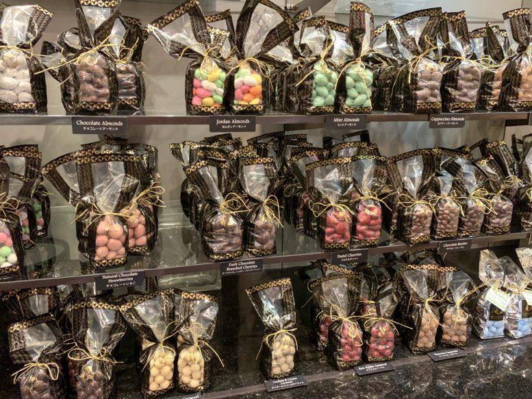 ダイアモンドヘッド・チョコレート・カンパニーで買えるチョコレート