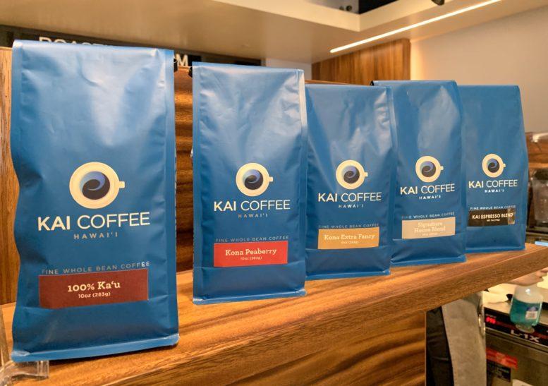 カイ・コーヒーで買えるコーヒー豆